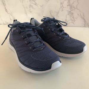 HOKA Blue Running Shoes